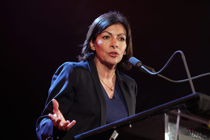 Paris Elects Its First-Ever Female Mayor