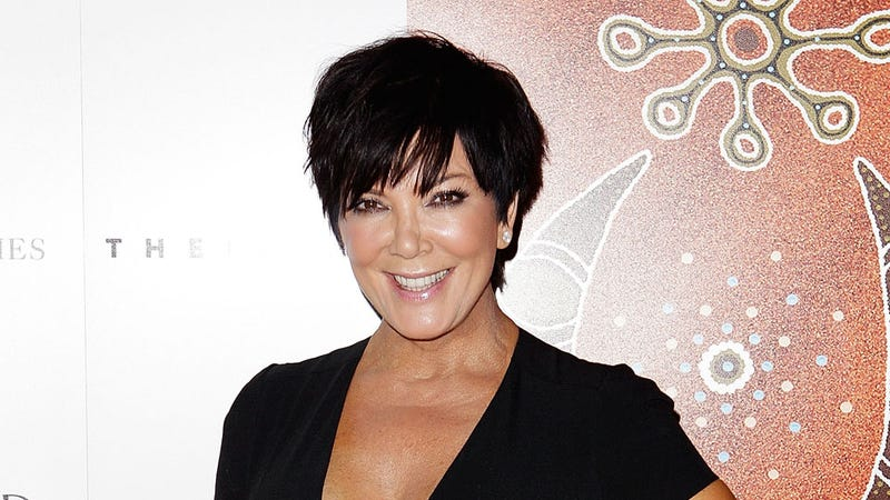 Kris Jenner Gets Her Own Talk Show; 'Great!' Says No One