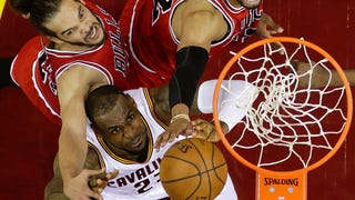 Was LeBron James The Worst Player On The Floor In Game 1?