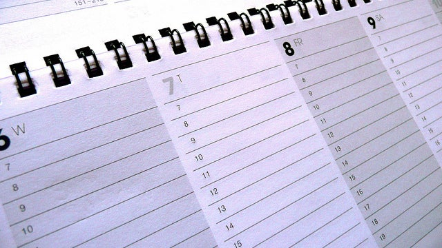Set a Schedule Instead of a Deadline to Make a Habit Stick