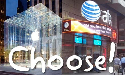 Where Should You Buy an iPhone, Apple or AT&T? (Answered)