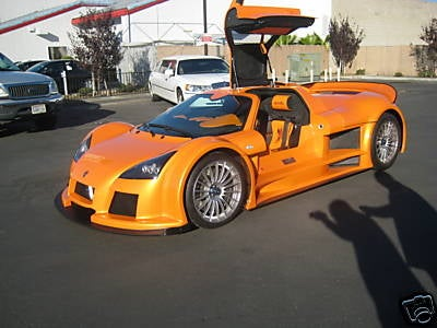 It's The Great Pumpkin, Charlie Brown- 2008 Gumpert for $499,999!