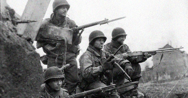 Veteran tells how killing a young German soldier haunted him for life