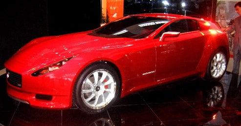 CH Design Scorpio: A Car Albert Brooks Would Be Proud Of