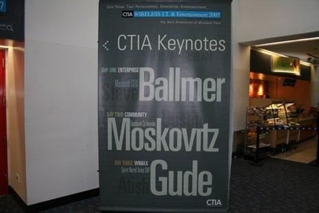CTIA: We're Here!