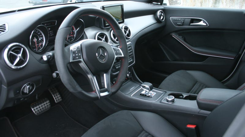 2014 Mercedes-Benz CLA45 AMG: The Jalopnik Review