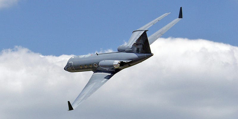 This Amazing Jet Will Transport Ebola Victims From Africa To The U.S.
