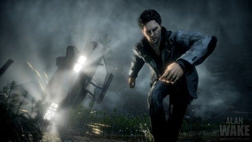 Yes, Alan Wake Is Getting DLC