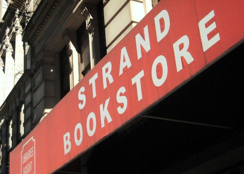 Famous Book Store Drenching the Homeless Sleeping Under Its Awning