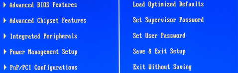 Flash (not that kind of flash) your BIOS