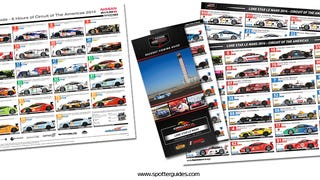 WEC and IMSA CoTA Spotter Guides released!