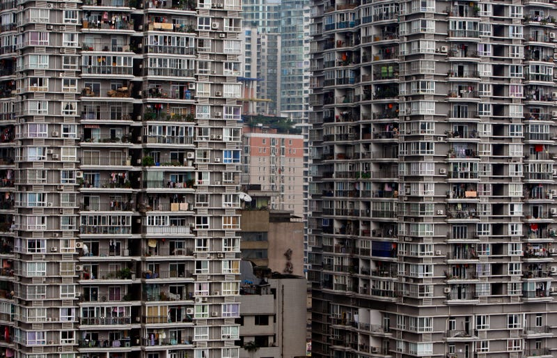 Bubble Watch: Chinese Property Edition