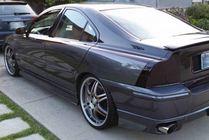 This Custom 2006 Volvo S60R Wants $15,000