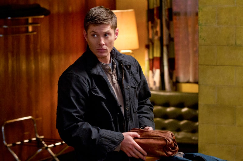 "Promo Pics for Supernatural ""Repo Man"""