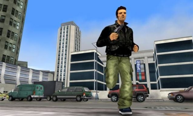 Easter in July: Grand Theft Auto 3