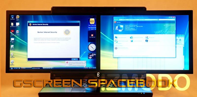 GScreen Spacebook Gallery