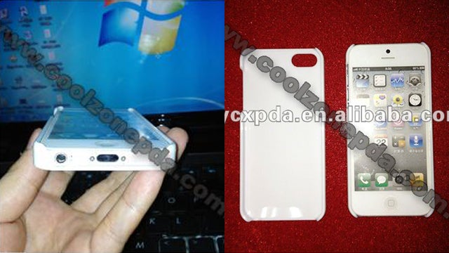 Has the iPhone 5 Been Smuggled Out of the Factory Already?