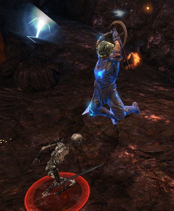 Developer reveals gameplay, character creation for D&D Daggerdale