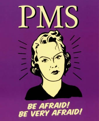 PMS Is Not A Window Into Your Soul
