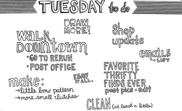 Seeing is Doing: Eight Creative Ways to Visualize Your To-Do List