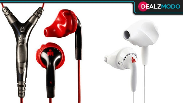 Earbuds That Won't Fall Out Are Your Dealzmodo-Exclusive Deal of the Day