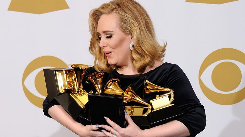 Adele Is Pregnant, You Guys! Adele Is Pregnant!