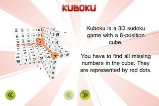 Kuboku Will Crush Your Sudoku-Loving Brain in Three Dimensions
