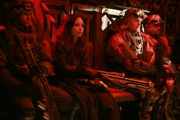 Get A Look At The Red Faction Movie In These Production Photos