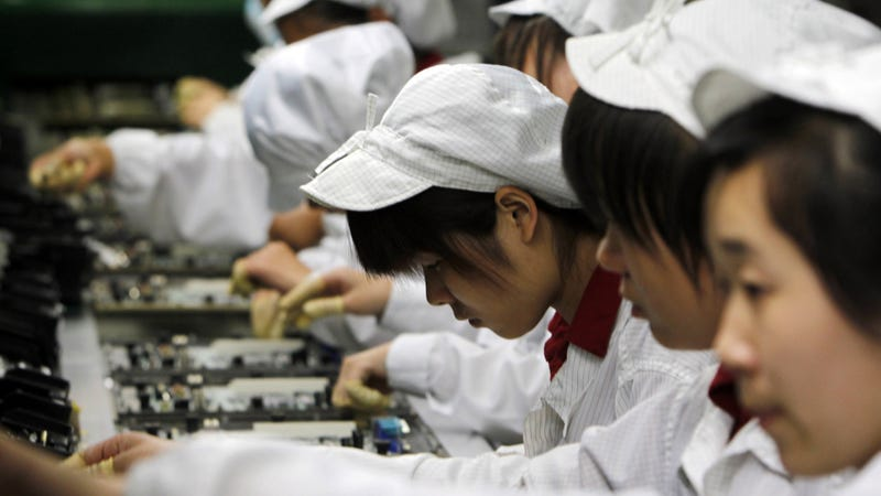 The Result of Nintendo's Investigation into Underage Foxconn Workers