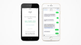 Digit Finds Extra Money in Your Budget and Automatically Saves It
