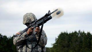 The LA School District Has Grenade Launchers