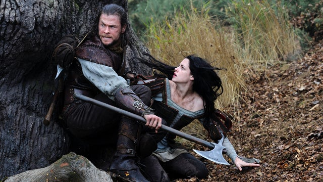 Snow White and the Huntsman Delivers Poison Apple to Box Office Competition