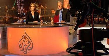 English-Language Al-Jazeera Debuts This Week