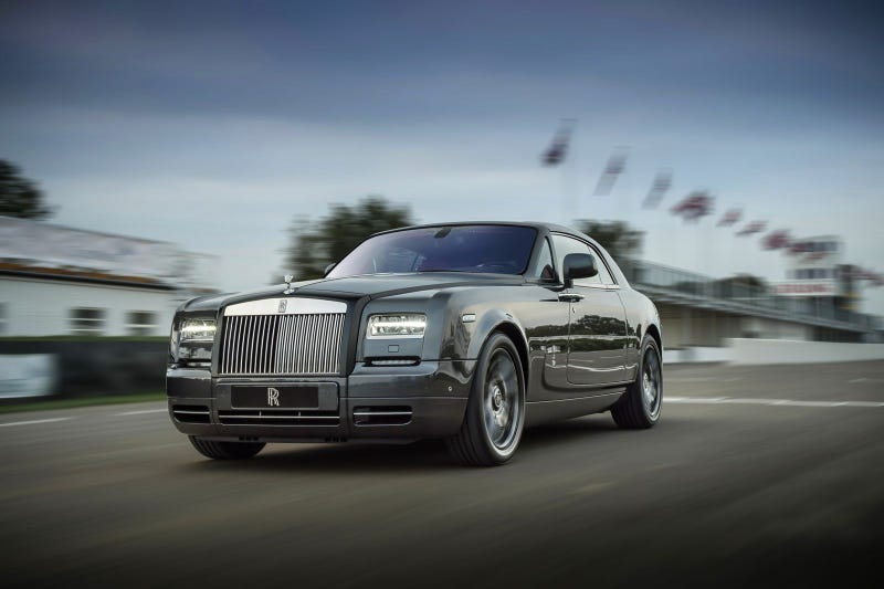 Rolls-Royce Bespoke Chicane Phantom Coupé