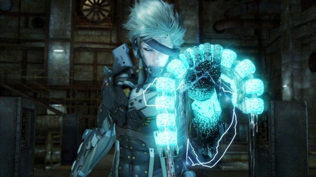 Metal Gear Rising Is Gonna Cut You In 2012