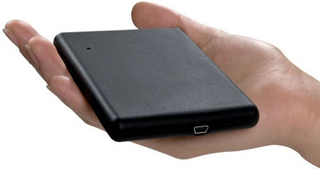 Freecom Mobile Drive XXS Is the Smallest, Lightest 2.5-inch Hard Drive