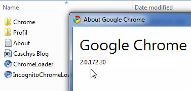 Portable Chrome Updates with Chrome 2.0's Speed Improvements