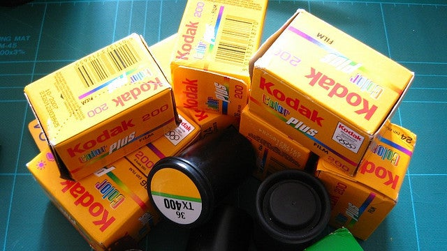 Kodak Is Selling Off Its Legendary Film Business