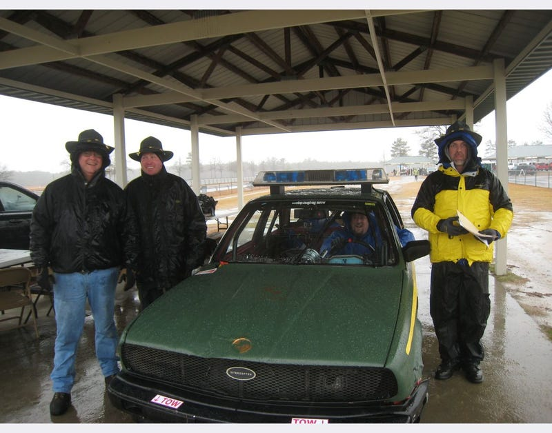 BS Inspection at the 24 Hours of LeMons Southern Discomfort