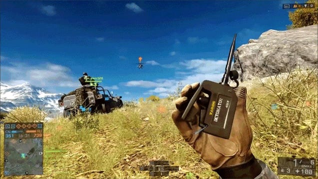 Smart Alternative Against Battlefield 4 Helicopters