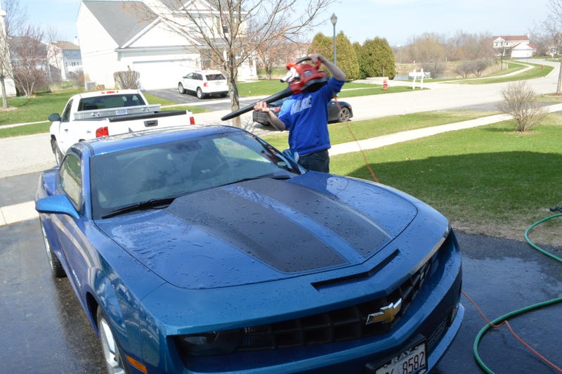 What is a Modern Muscle Car? The time I drove a Camaro!