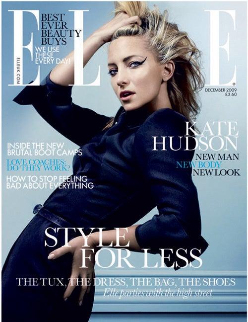 Kate Hudson On Bodies, Botox, Boys & Bloggers