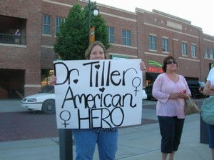 Tiller's Patients Speak: The Tragedy Of His Death, The Inspiration Of His Life