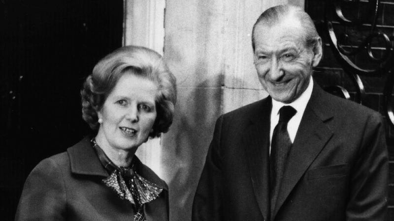 We Are All Margaret Thatcher Now: Twitter Mourns the Iron Lady