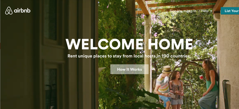 Airbnb Thinks Greenwashing Will Clean Up All Its Bad PR