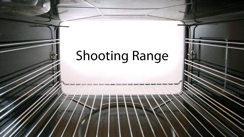 A Florida Woman Was Shot by an Oven