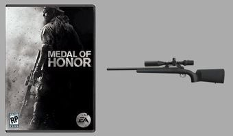 Battlefield Bad Company 2 Owners Get Medal of Honor Sniper Rifle Early