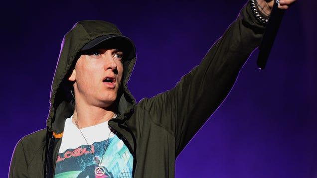 Like Iggy Azalea, We're All Bored of Eminem's Thirsty Shock Antics