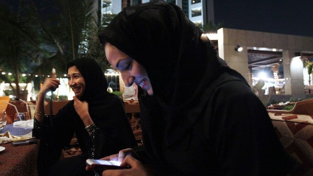 Saudi Arabian Women Now Allowed To Vote