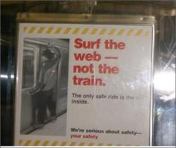 A Guide To Safer Subway Surfing